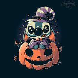 ohana pumpkin t-shirt design
