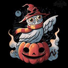spooky magic t-shirt design