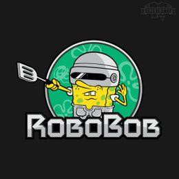 robobob t-shirt design