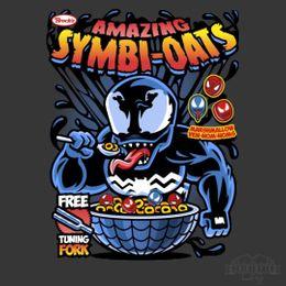 symbi oats t-shirt design
