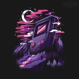 games dreamland t-shirt design