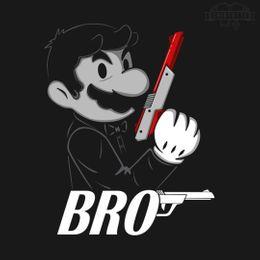 bro t-shirt design